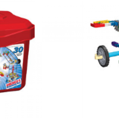 KNEX Deluxe Value Tub